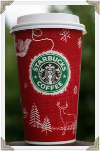 Mmmmmm....Red Cup Season!!