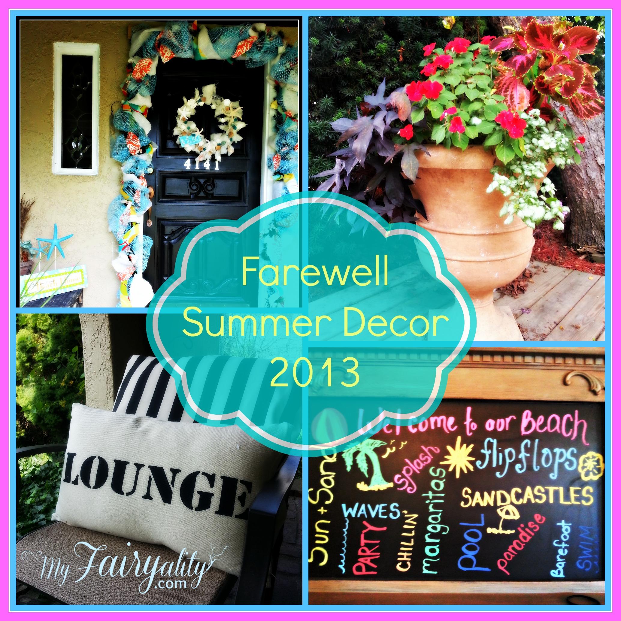 Farewell Summer 2013