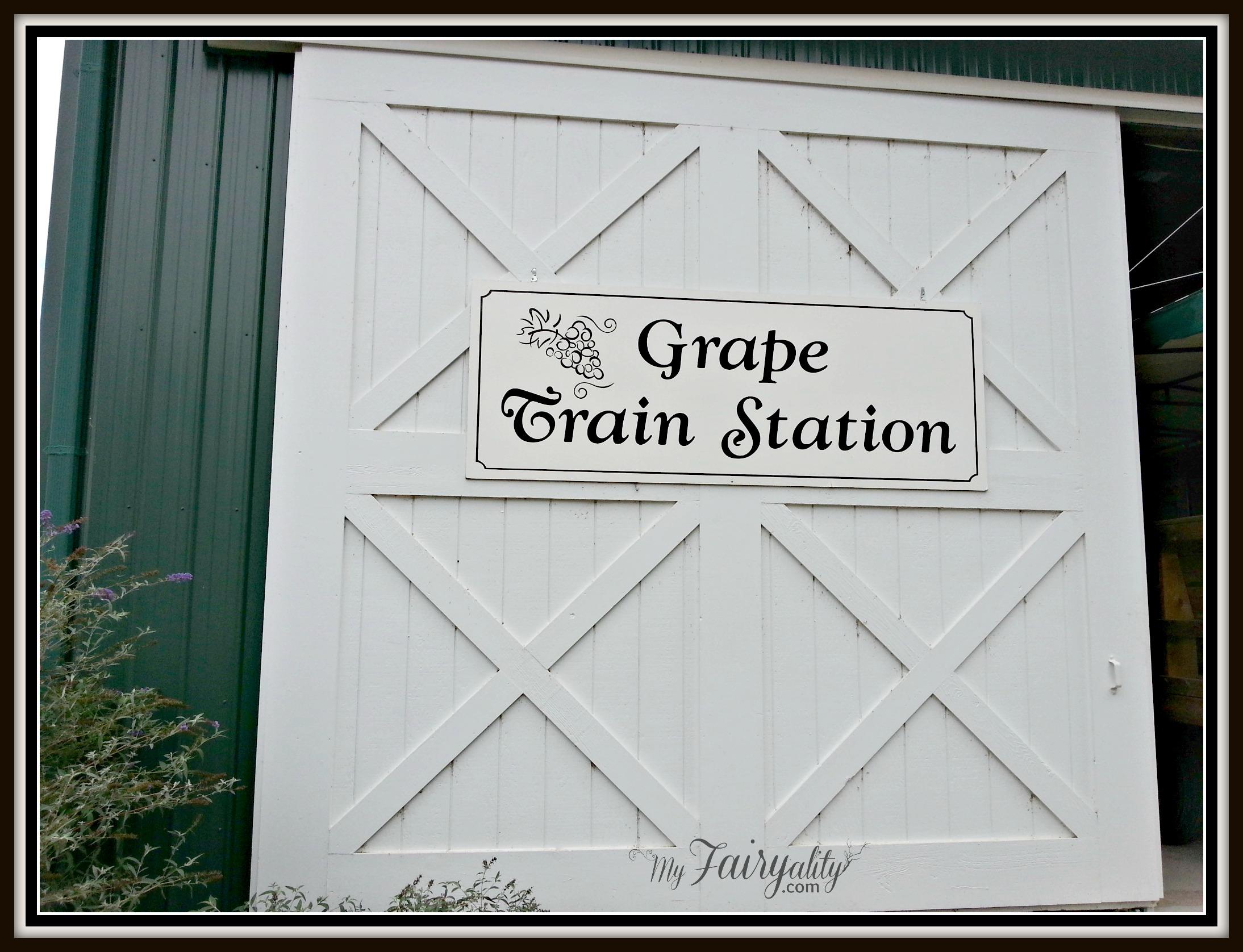 grape train