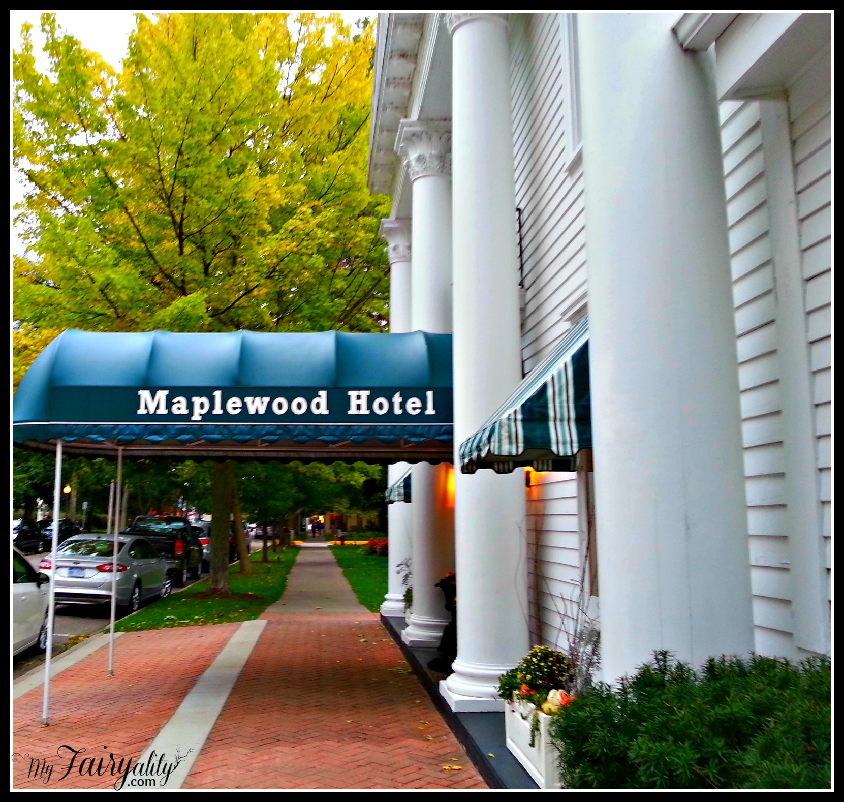 maplewood inn front
